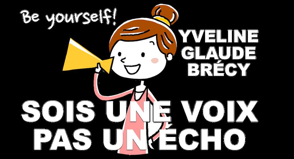 Logo Long Sois une voix pas un écho Pour Heureux